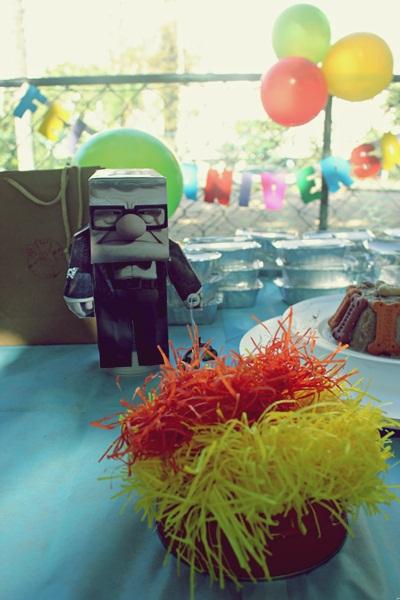 Festa de aniversário home made festa pet Maquiavel Foucault Dépaysement019
