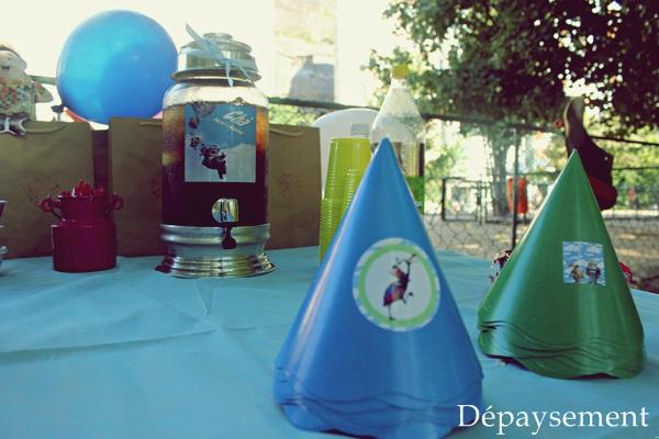 Festa de aniversário home made festa pet Maquiavel Foucault Dépaysement029