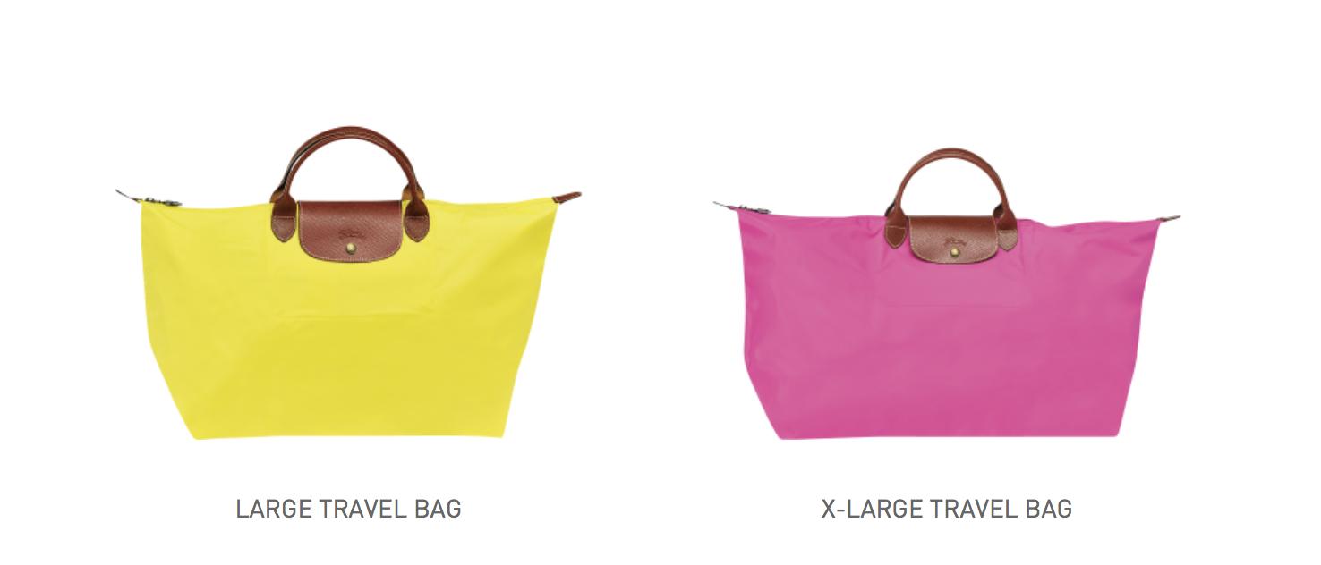 Bolsa Longchamp Branca : Compras de e para viagem bolsa le pliage longchamp