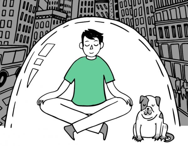 app para meditar