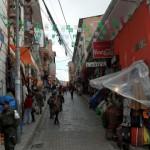 La Paz: batendo perna pela cidade