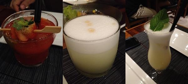 Lima Restobar Botafogo Drinks