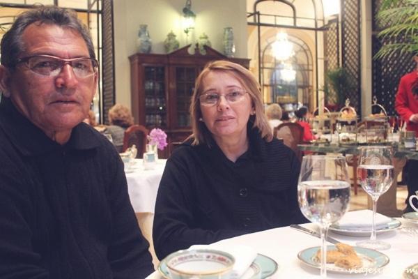 O que fazer Buenos Aires Chá da tarde Hotel Alvear010