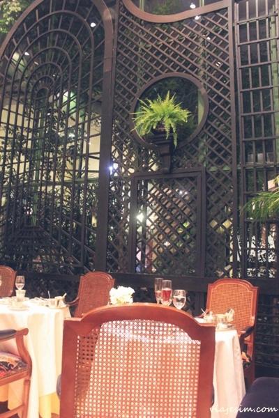 O que fazer Buenos Aires Chá da tarde Hotel Alvear053