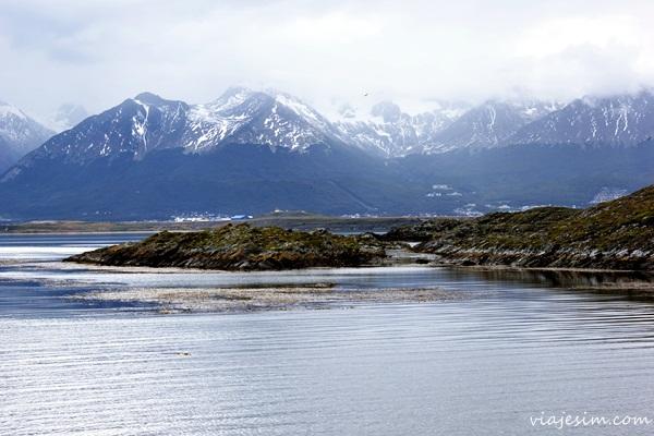 Passeio Ushuaia Canal Beagle Farol