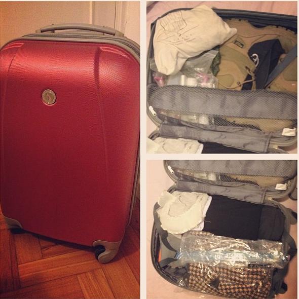 O que vestir em Ushuaia levando apenas uma mala pequena 72a7ea2a4a5