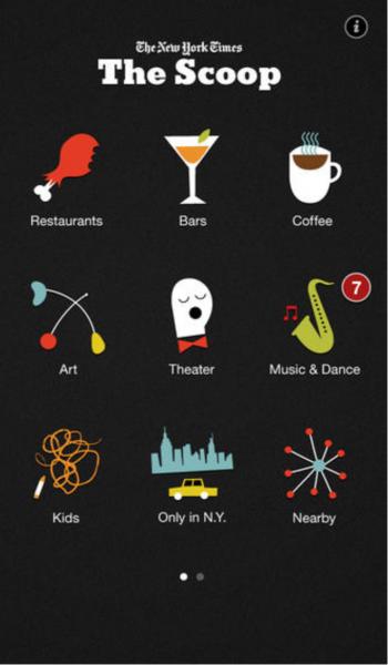 apps NY viagem