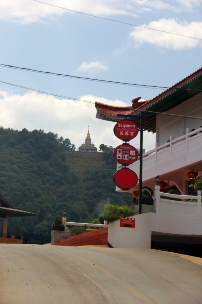 Mae Salong, vila chinesa no norte da Tailândia