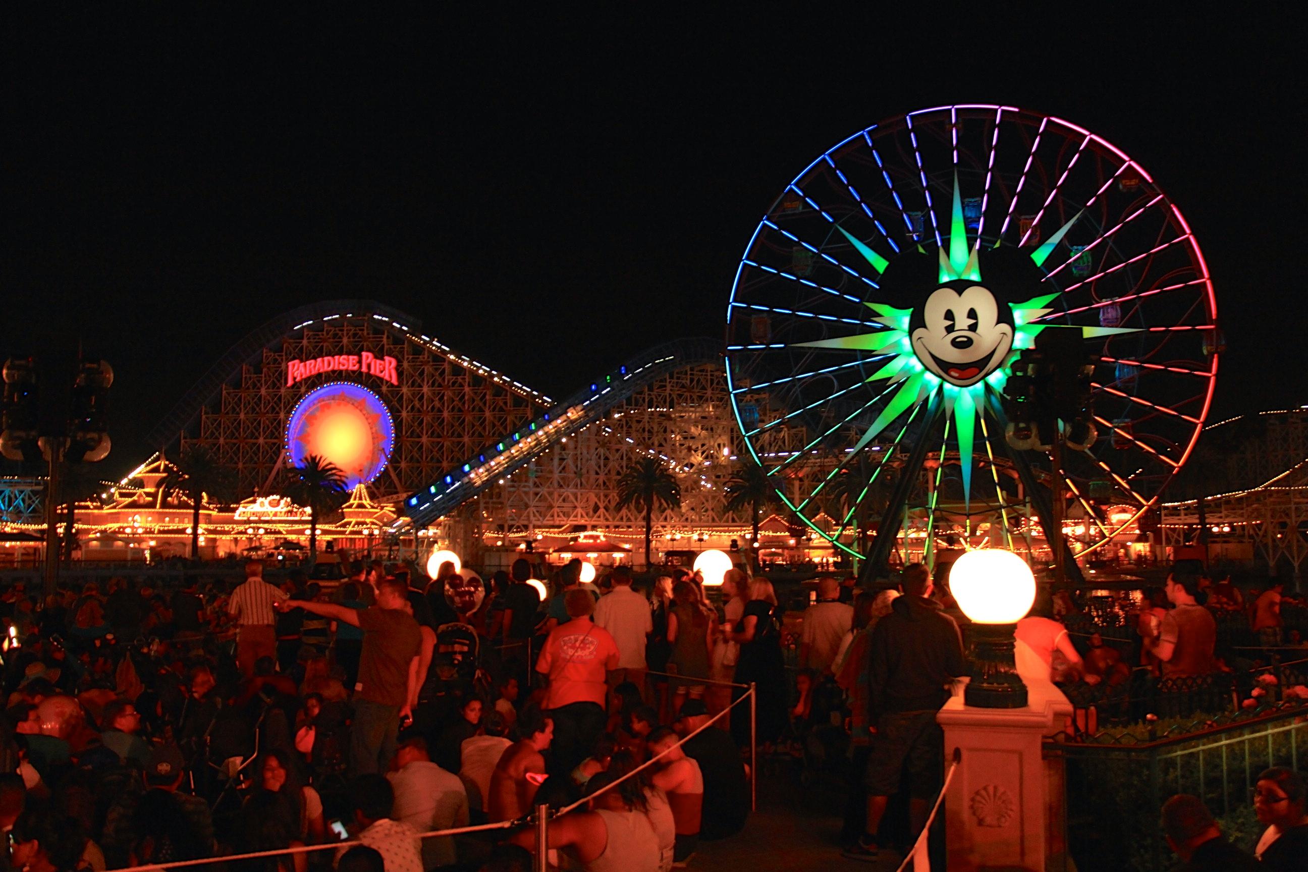Disneyland California Adventure Park