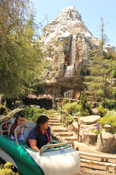 Dicas aproveitar Disnyeland Disney California Adventures um dia