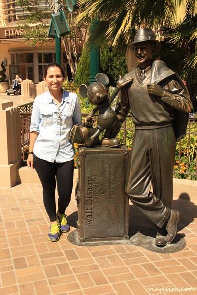 Dicas aproveitar Disneyeland Disney California Adventures um dia
