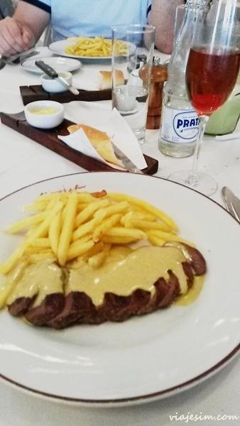 L´entrecote de paris restaurante são paulo 005