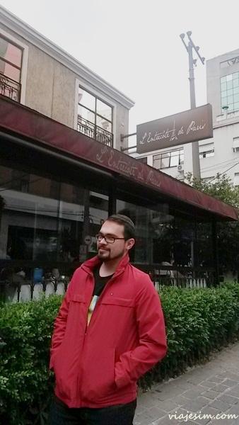 L´entrecote de paris restaurante são paulo 017