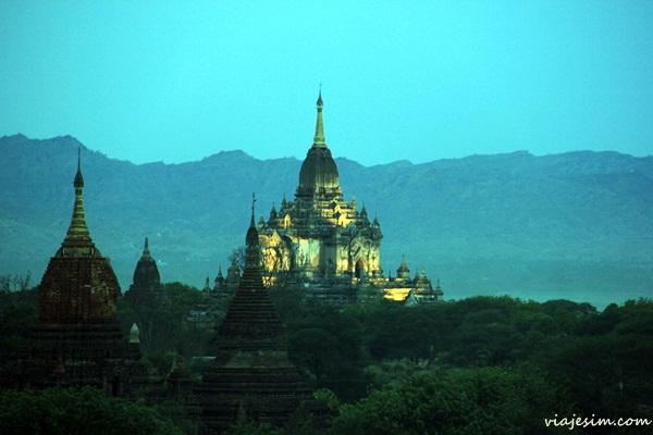 Myanmar Birmânia Burma Bagan Yangon 1334