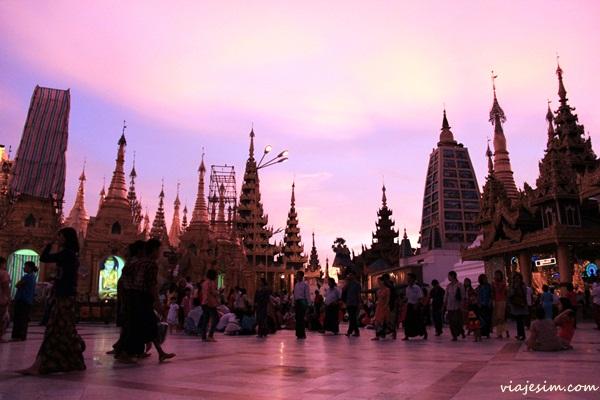 Myanmar Birmânia Burma Bagan Yangon 2200