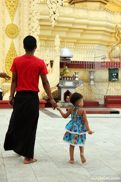 Myanmar Birmânia Burma Bagan Yangon 1918