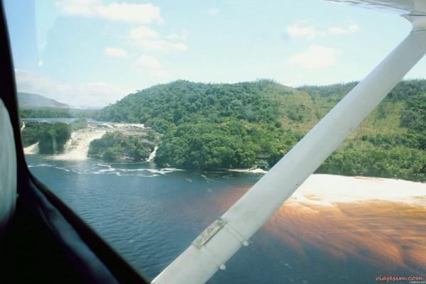 Salto Angel Venezuela Canaima Up