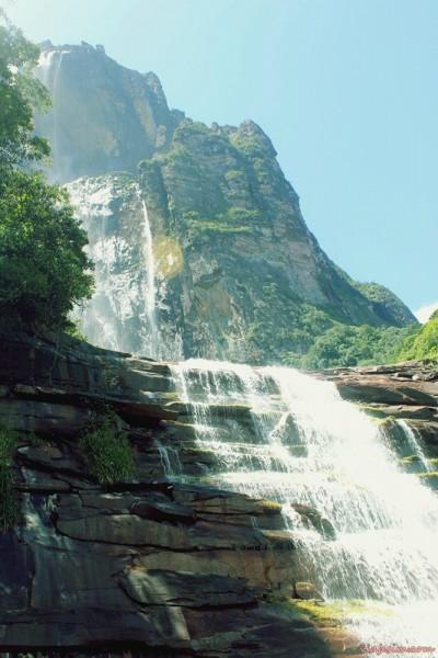 Salto Angel Venezuela Canaima Up1064
