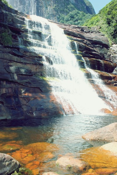 Salto Ángel Paradise Falls Up Venezuela Canaima