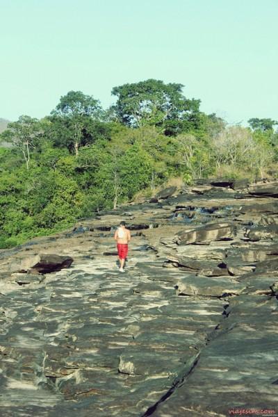 Salto Ángels Paradise Falls Venezuela como ir dicas