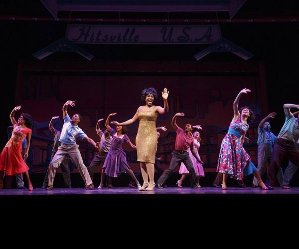 Musical Broadway New York Motown