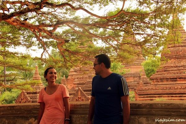 Myanmar Birmânia Burma Bagan Yangon 1146