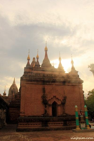 Myanmar Birmânia Burma Bagan Yangon 1158