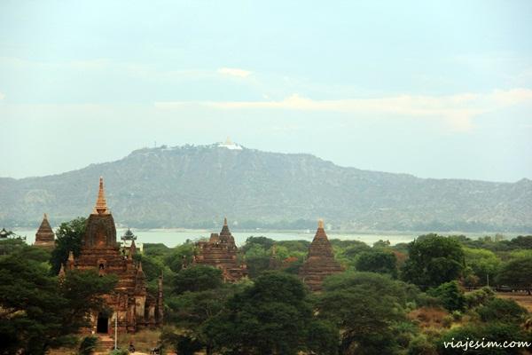 Myanmar Birmânia Burma Bagan Yangon 1227