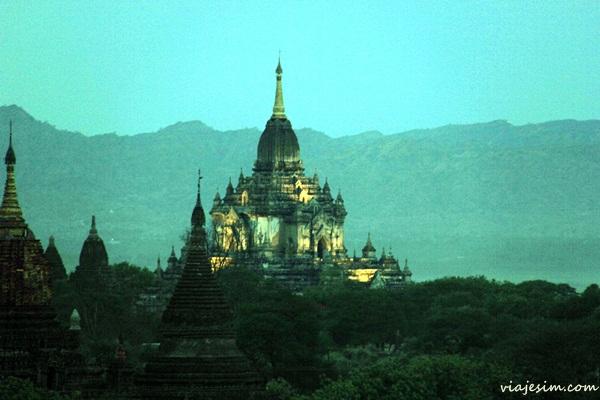 Myanmar Birmânia Burma Bagan Yangon 1327
