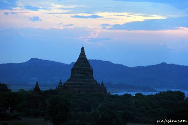 Myanmar Birmânia Burma Bagan Yangon 1337