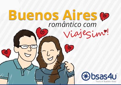 Reserve seu Pacote Romântico em Buenos Aires