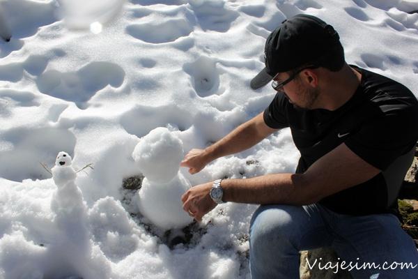 Consigo ver neve em Ushuaia no verão?