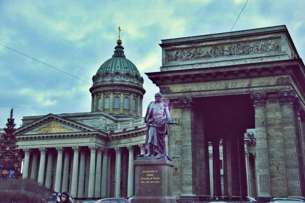 Catedral de Nossa Senhora de Kazan, São Peterburgo