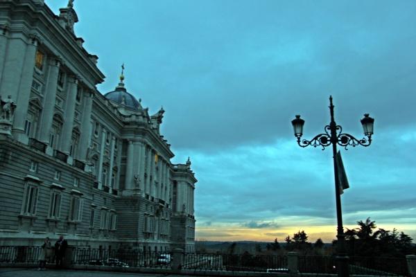 o que fazer em um dia em madrid palácio real