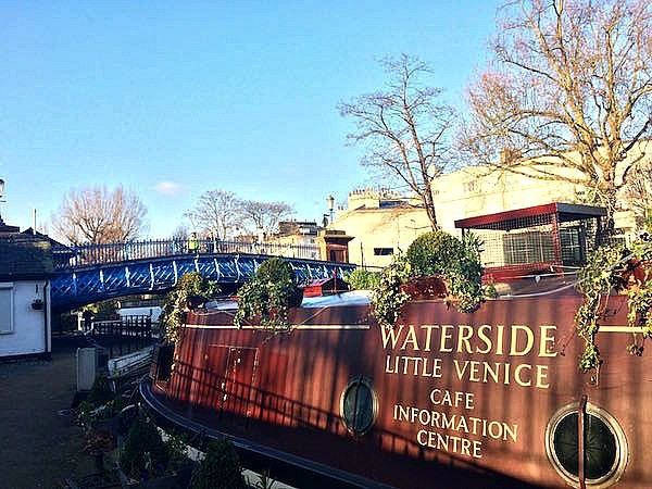 Little Venice em Londres passear e se hospedar