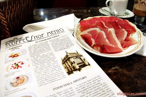 Onde comer Sao petersburgo dicas restaurantes