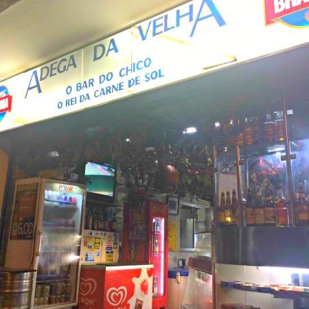 Adega da Velha em Botafogo