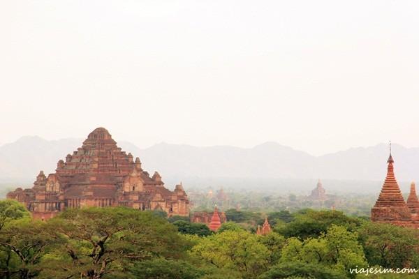 Myanmar Birmânia Burma Bagan Yangon 1004