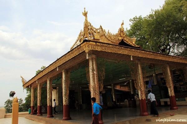 Myanmar Birmânia Burma Bagan Yangon 1040