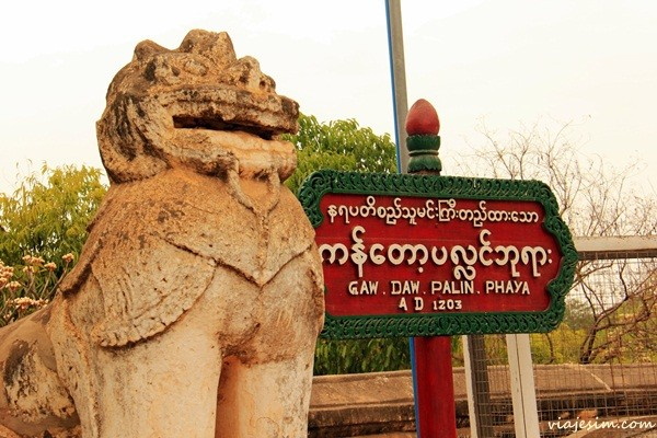 Myanmar Birmânia Burma Bagan Yangon 1069
