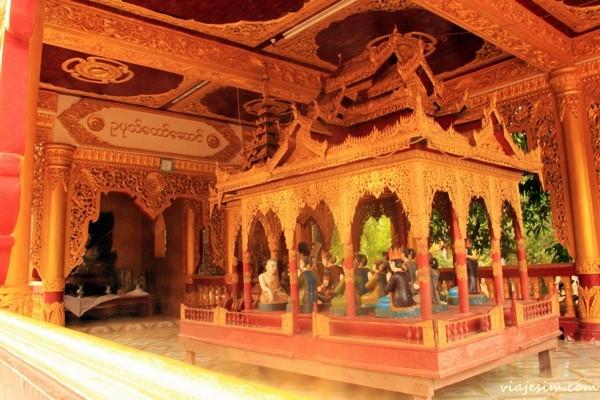 Myanmar Birmânia Burma Bagan Yangon 1154