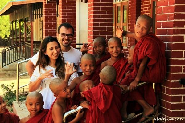 Myanmar Birmânia Burma Bagan Yangon 1416