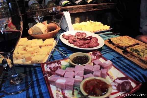 onde comer em colonia uruguai