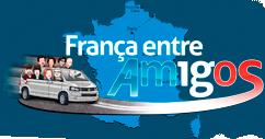 Transfer em Paris com motorista brasileiro: