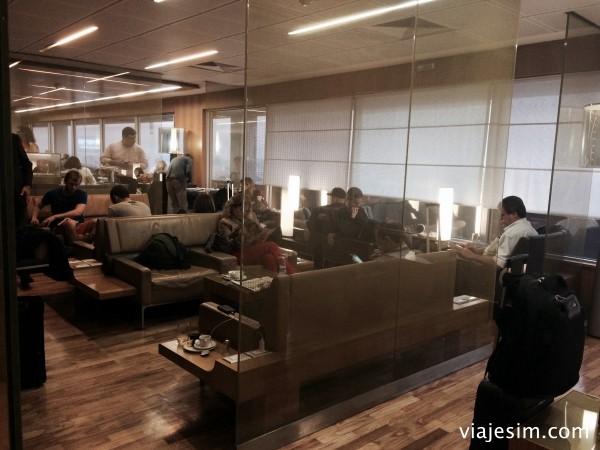 Como é voar na classe business da Air France do Rio a Paris IMG_7746