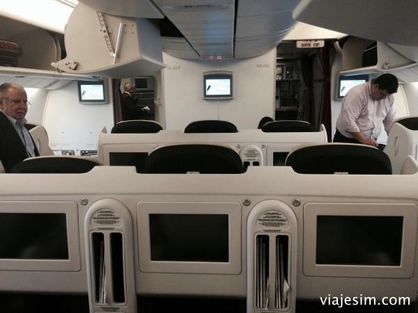 Como é voar na classe business da Air France do Rio a Paris IMG_7757