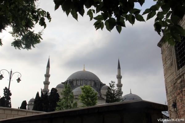 Turquia Istambul história impressões