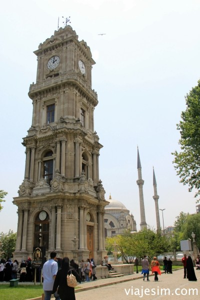Turquia Istambul Dolmabahçe Palace