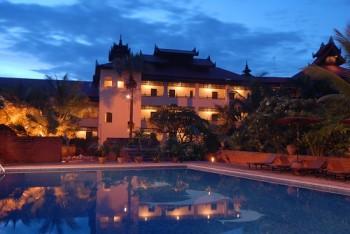 hospedagem myanmar hotel em bagan