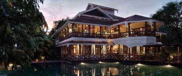 hospedagem Myanmar hotel Yangon